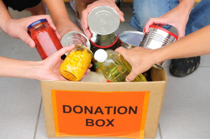 Giving Hands Food Pantry