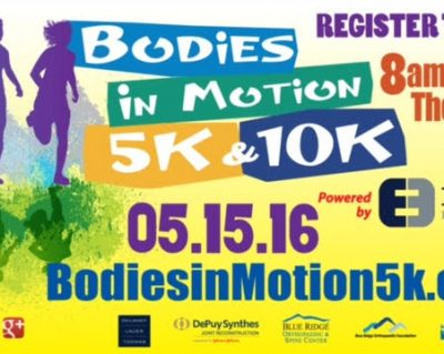 Bodies in Motion 10K and 5K Race