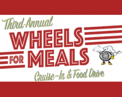 3rd Annual Wheels for Meals - October 22, 2016