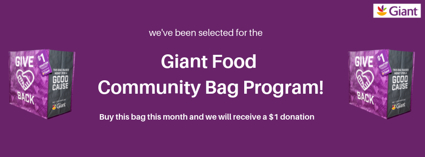 Giant Food Community Bag Program Marketing