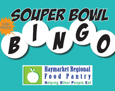 Souper Bingo benefitting the Haymarket Food Pantry on January 25, 2020